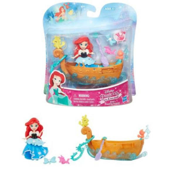 Disney Princess Little Kingdom Ariel's Floating Dream Boat